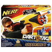 NERF DART TAG SNAPFIRE 8 Blaster