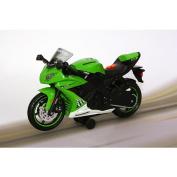 Road Rippers Motorcycle - Kawasaki Ninja ZX-10R - Black & Green