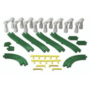 GeoTrax Rail & Road System Elevation Tracks - Ramps Pack