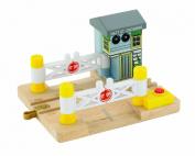 Thomas wooden rail series deluxe railroad crossing Y4499