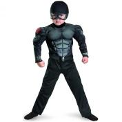 Disguise G. I. Joe Retaliation Snake Eyes Muscle Chest Child Costume 4 - 6