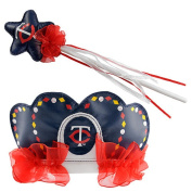 Tiara and Wand Set - MN Twins