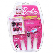Barbie 3D Nail Set - Barbie Gems