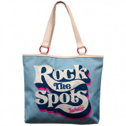 Twister Rave Tote Bag -  Rock The Spots