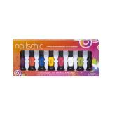 NailsChic Day-Glow Polish Kit