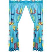 "Nickelodeon Spongebob Squarepants ""Street Bob"" Window Drapes"