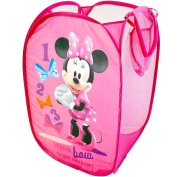 Disney Minnie Mouse Square Pop Up Hamper