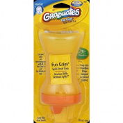 Gerber Graduates BPA Free Fun Grips spill Proof Cup, 300ml
