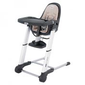 Inglesina Zuma Gray High Chair - Cream