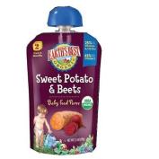 Earth's Best Organic Sweet Potato & Beets Baby Food Puree - 3.5