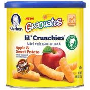 Gerber Lil' Crunchies Apple Sweet Potato
