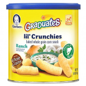 Gerber Lil' Crunchies Ranch - 45ml