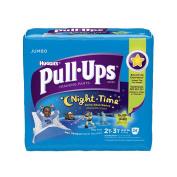 Huggies Pull-Ups Night Time Jumbo Boy - 2T/3T - 24 Ct