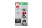 1D Dog Tag - I Love Liam