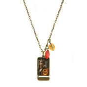 The Hunger Games Necklace - Girl on Fire