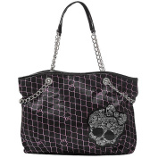 Monster High Chain Tote - Black