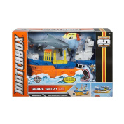 Exclusive Matchbox 60th Anniversary Playset - Mega Rig Shark Ship [Special Edition]