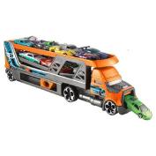 Hot Wheels Rapid Fire Semi-Truck Vehicle