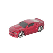 DUB Metal Collection 1:50 Scale Vehicle - Mustang 5.0 - Red