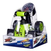 Fly Wheels Twin Turbo Launcher - Green
