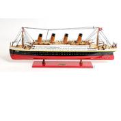 Titanic Painted Ship Model - Large