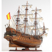 San Felipe Medium Ship Model