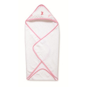 aden by aden + anais 100% Cotton Muslin Hooded Towel - Girls n' Swirls