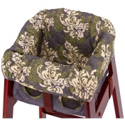 Balboa Baby Shopping Cart Cover - Swirl