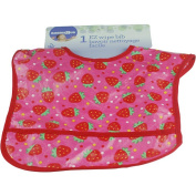 Berry Sweet Easywipe Large Feeder Bib
