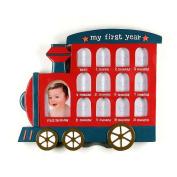 C.R. Gibson First Year Frame - Train