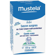 Mustela Gentle Soap with Cold Cream Nutri-Protective 100ml
