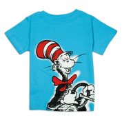 Dr. Seuss Boy Toddler Graphic Tee - Cat in the Hat