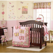 CoCaLo Baby Maeberry 4-Piece Crib Bedding Set