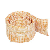 Organic Crib Bumper - Plaid