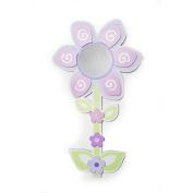 BabyShop By Design Metallic Mirror - Flower