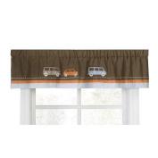 Carter's Bumper To Bumper Window Valance