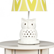 Living Textiles Lolli Living Lamp Base - Owl
