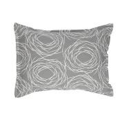 Organic Boudoir Pillow - Nest