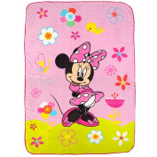 Disney Minnie Mouse Bow-tique Blanket