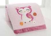 Carter's Blanket - Girly Owl