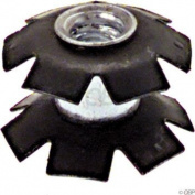 Aheadset Headset Star Nut 2.5cm , for 2.5cm Steel or 1- .  cm Aluminium Steerer