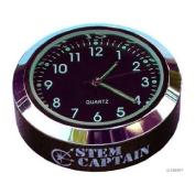 StemCAPtain Clock/Black Base Headset Top Cap