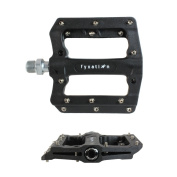 Fyxation Mesa Sealed Nylon Pedals Black Replaceable Pins