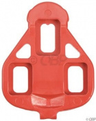 MICHE Red Rotational Cleats for MT4/MT7/502