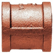 BRASS COUPLING FITTING 1/4