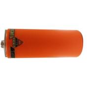 Black Ops Nylo-Lite Axle Pegs - Orange
