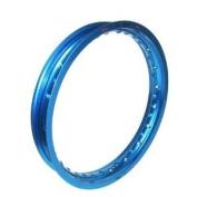 Pro-Wheel Rear Rim 16x1.85 Blue Blue 16-YAMBL