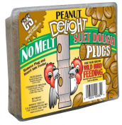 C & S Products Peanut Delight No Melt Plug, 12-Piece