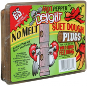 C & S Products Hot Pepper Delight No Melt Plug, 12-Piece