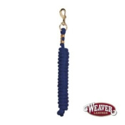 Weaver Leather Poly Lead Rope with a Solid Brass 225 Snap